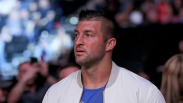 Tim Tebow at a UFC event.