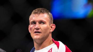 UFC middleweight contender Ian Heinisch