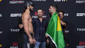 Islam Makhachev v Thiago Moises who won the fight last night? Results, predictions and how to watch.
