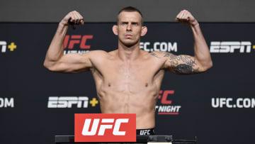 Krzysztof Jotko vs Misha Cirkunov UFC Vegas 38 middleweight bout odds, prediction, fight info, stats, stream and betting insights.