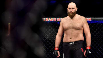 Ben Rothwell vs Phillipe Lins UFC Vegas 21 heavyweight bout odds, prediction, fight info, stats, stream and betting insights.