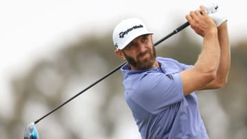 Dustin Johnson is the defending champion at the Travelers Championship.