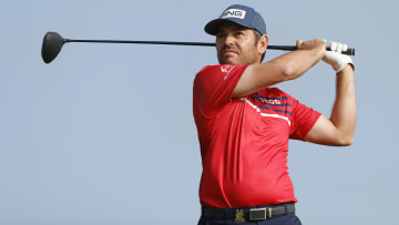 Louis Oosthuizen's odds to win the US Open have him as the favorite heading into Sunday's final round.