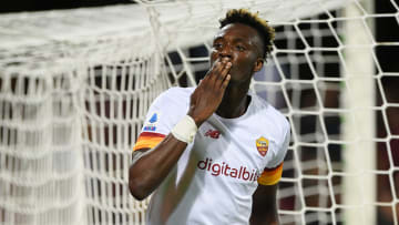 Tammy Abraham joined Roma from Chelsea