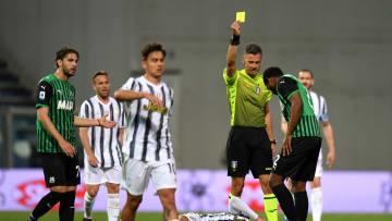 Arbitro Giacomelli