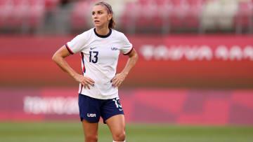 Australia vs USA Olympic women's soccer bronze medal game odds & prediction on FanDuel Sportsbook.