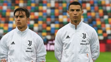 Cristiano Ronaldo and Paulo Dybala are two of the biggest stars in the Juventus squad