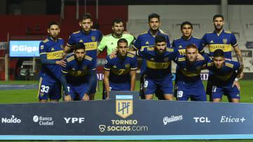 Boca se llevó un empate ante Unión