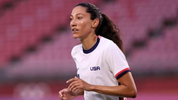 Christen Press becomes the first player to join new NWSL club Angel City