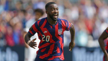 Shaq Moore won the game with a goal in the first minute of the 2021 CONCACAF Gold Cup tie