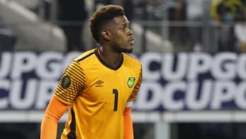 Andre Blake del Philadelphia Union vigilará el arco de Jamaica durante las Eliminatorias de la CONCACAF.