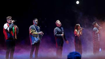 La familia (que incluye a Camilo Echeverry) brindará un concierto el próximo12 de junio de 2021
