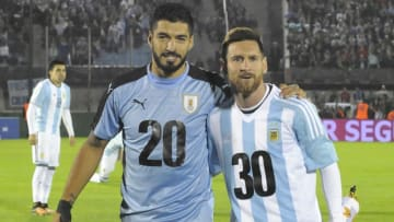 Uruguay v Argentina - FIFA 2018 World Cup Qualifiers