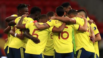 Colombia eliminated Uruguay in the Copa America Brasil 2021