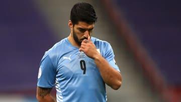 Uruguai foi eliminado nas penalidades pela Colômbia