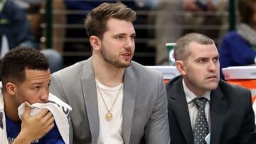 Luka Doncic no jugará ante los Pacers este viernes