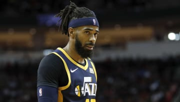 Utah Jazz PG Mike Conley has never made an All-Star Game