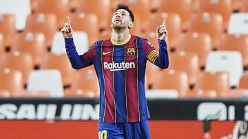 Lionel Messi's good gesture may land him in hot water
