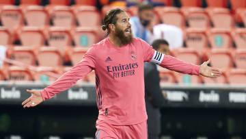 Ramos' contract expires next summer