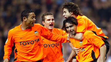 Valencia won LaLiga in 2004, since then everything is shared between Real Madrid, Barcelona and Atlético de Madrid