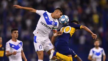 Velez v Boca Juniors - Superliga 2019/20 - Se volverán a encontrar.