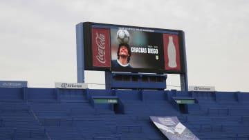 Omaggio a Maradona
