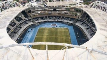 Copa America stadyumlarından Estádio Olímpico Nilton Santos