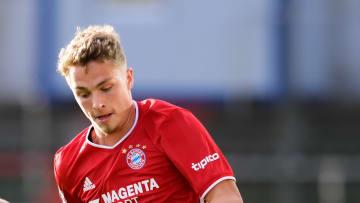 Jan-Fiete Arp steht vor einem Wechsel in die 2.Liga