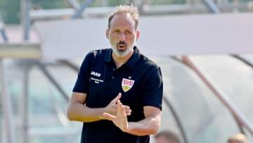 Freut sich auf das Heimspiel gegen Barcelona: Pellegrino Matarazzo