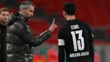 Lars Stindl wird gegen Frankfurt ausfallen
