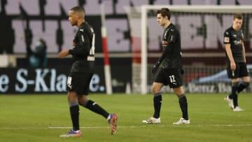 Hatten eigentlich schon drei Punkte eingerechnet - Borussia Mönchengladbach.