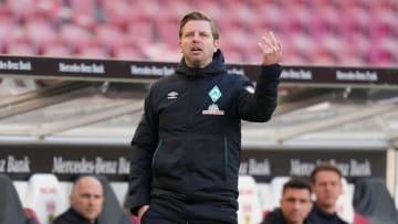 Bei Werder Bremen trotz Talfahrten immer wieder gesetzt: Florian Kohfeldt (38)