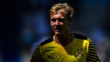 Julian Brandt will beim BVB bleiben