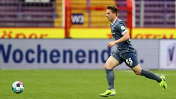 Robin Meißner wird dem HSV zum Saisonauftakt fehlen