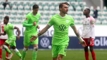 Maximilian Philipp bleibt beim VfL Wolfsburg