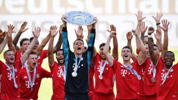 Die Meisterschale wird es an diesem Wochenende für die Bayern noch nicht geben. Mit dem vorzeitigen Titelgewinn sieht es jedoch gut aus.