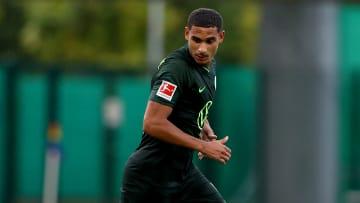 Der junge Maxence Lacroix ist der Stabilisator in der Wolfsburger Abwehrreihe