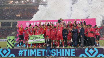 Vietnam v Malaysia - AFF Suzuki Cup Final 2nd Leg