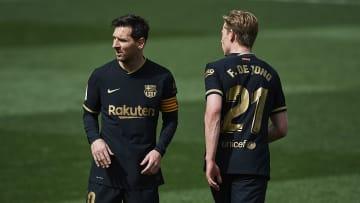 Messi has informed Joan Laporta of his decision
