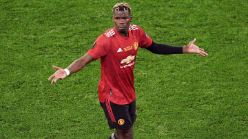 Paul Pogba's contract talks have stalled
