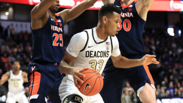 Georgia Tech vs Wake Forest spread, line, odds, predictions, over/under & betting insights for the college basketball game.