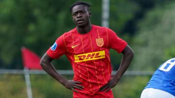 Kamaldeen Sulemana évolue au club danois de Norsjaelland.