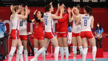 South Korea vs Serbia prediction, odds, betting lines & spread for women's Olympic volleyball bronze medal game on Saturday, August 7.
