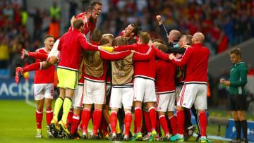Wales made history at Euro 2016