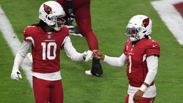 Kyler Murray, DeAndre Hopkins