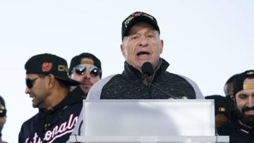 Washington Nationals owner Ted Lerner