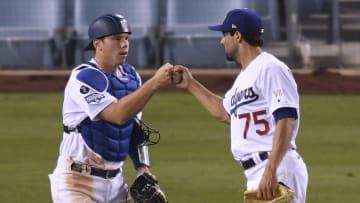 Washington y los Dodgers juegan el último partido de la serie
