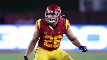 USC football linebacker Kana'i Mauga.