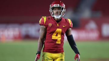 USC football DB Max Williams.