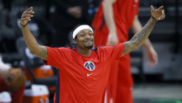 Bradley Beal, Washington Wizards v San Antonio Spurs